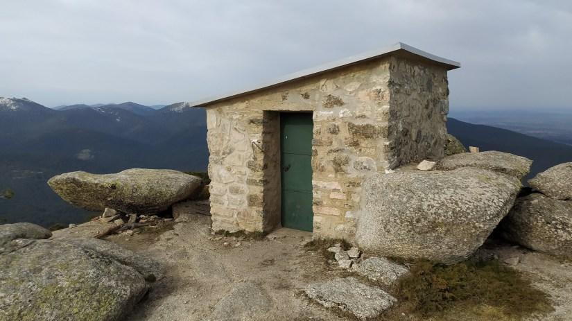 Refugio libre Peña Citores