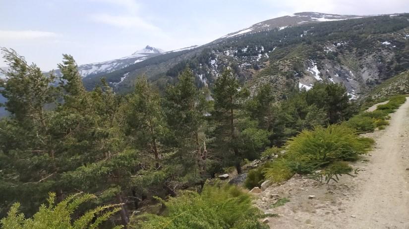 Vistas del pico de Peñalara