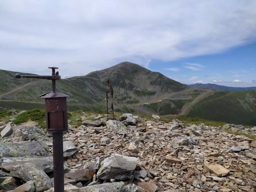 Cumbre de la Cuña en la Rioja