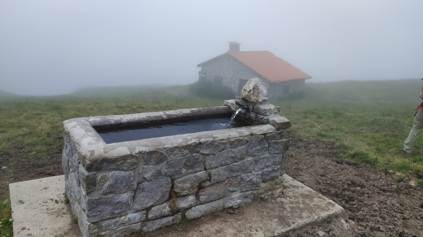 Fuente de la niebla