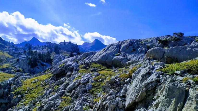 Vistas de lso Pirineos