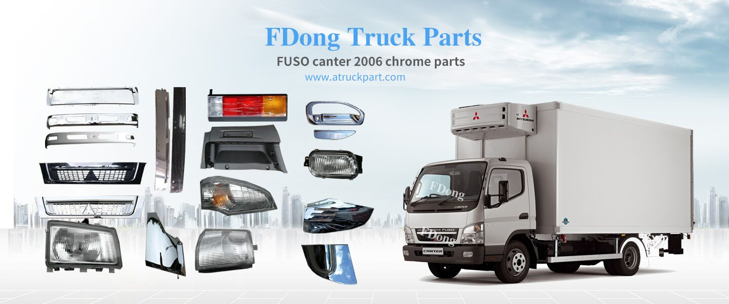 FUSO CANTER Truck Parts