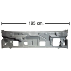Front Panel Inner For ISUZU DECA 360