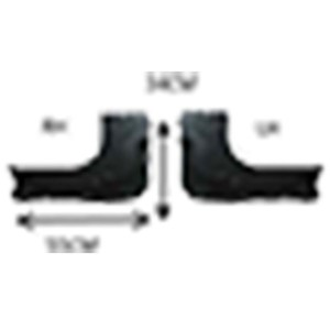 Plate Floor Side Front Inner For ISUZU DECA 360