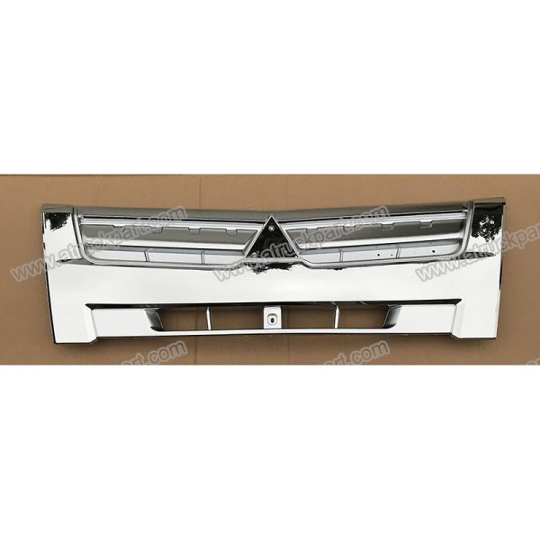 Grille Upper For FUSO CANTER 2010 Narrow