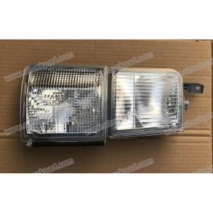 Corner Lamp For FUSO FN628 FN618 white