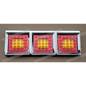 Truck Tail Lamp for HINO ISUZU FUSO UD FDL0019