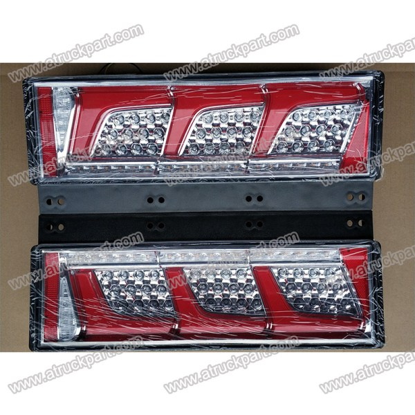 Truck Tail Lamp for HINO ISUZU FUSO UD FDL0205