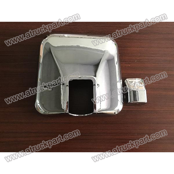 Chrome Mirror Cover for HINO ISUZU FUSO UD FDM006