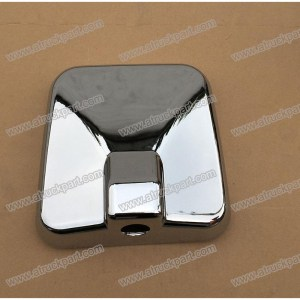 Chrome Mirror Cover for HINO ISUZU FUSO UD FDM015