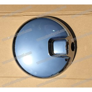 Chrome Mirror Cover for HINO ISUZU FUSO UD FDM028