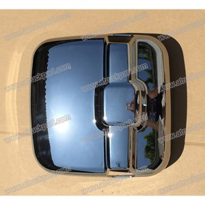 Chrome Mirror Cover for HINO ISUZU FUSO UD FDM029