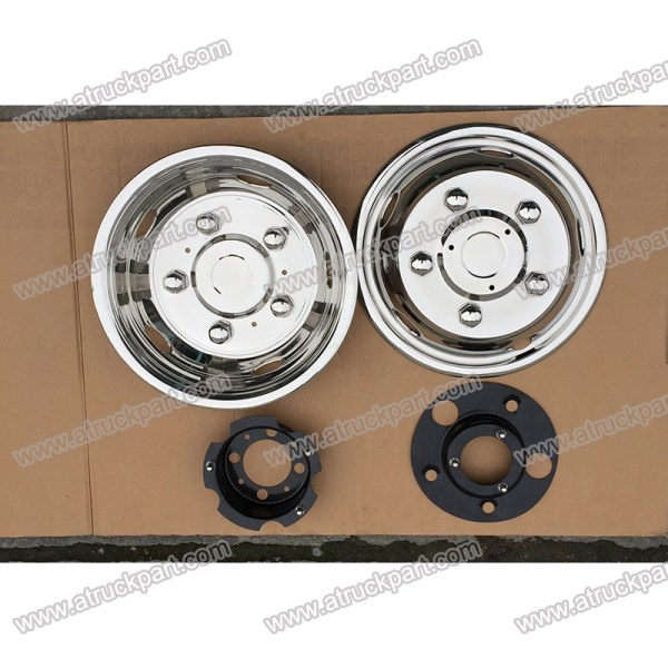 Truck Wheel Cover for HINO ISUZU FUSO UD FDW71612