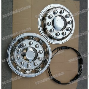 Truck Wheel Cover for HINO ISUZU FUSO UD FDW72207