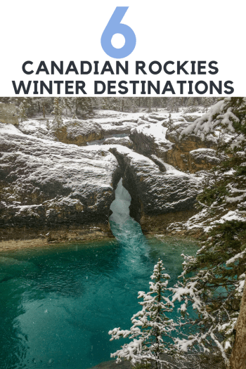 The Canadian Rockies Winter Destinations