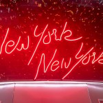 New York New York Neon Red Sign, Featured Image in Tips for Visiting New York City