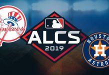ALCS 2019 Yankees vs Astros