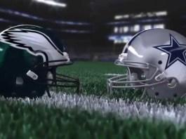 Philadelphia Eagles @ Dallas Cowboys