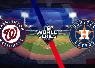 Washington Nationals at Houston Astros