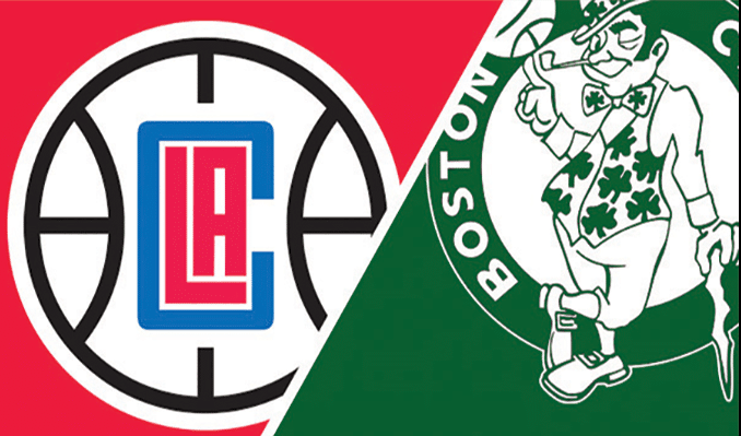 clippers vs celtics - photo #29