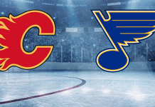 Calgary Flames at St. Louis Blues