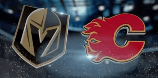 Calgary Flames at Vegas Golden Knights
