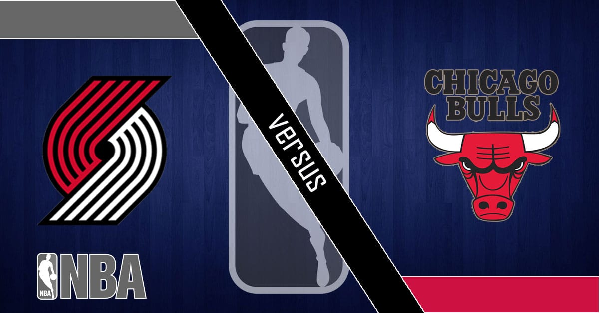 Chicago Bulls vs. Portland Trail Blazers Odds Pick & Preview 11/29/19