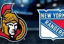 New York Rangers at Ottawa Senators