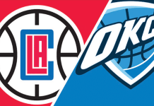Oklahoma City Thunder at Los Angeles Clippers