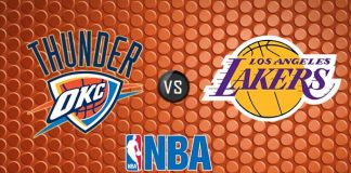 Oklahoma City Thunder vs. Los Angeles Lakers
