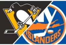 Pittsburgh Penguins vs. New York Islanders