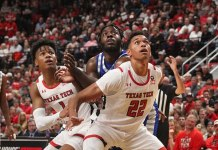 Texas Tech Red Raiders vs. Creighton Bluejays