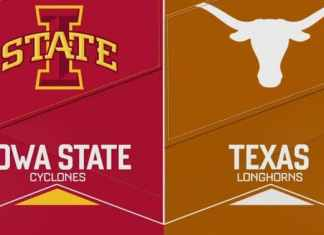 Texas at Iowa State
