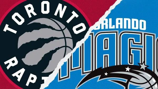 Toronto Raptors vs. Orlando Magic Free Pick & Preview 11/29/19