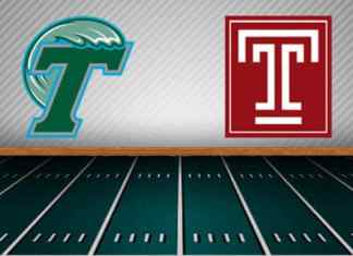 Tulane at Temple