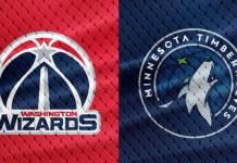 Washington Wizards vs. Minnesota Timberwolves
