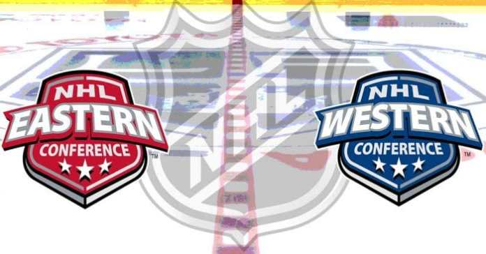 nhl eastern western conference