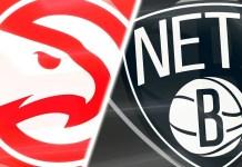 Brooklyn Nets at Atlanta Hawks