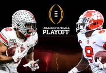 Clemson Tigers vs Ohio State Buckeyes