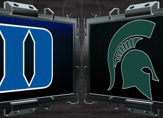 Duke Blue Devils vs. Michigan State Spartans