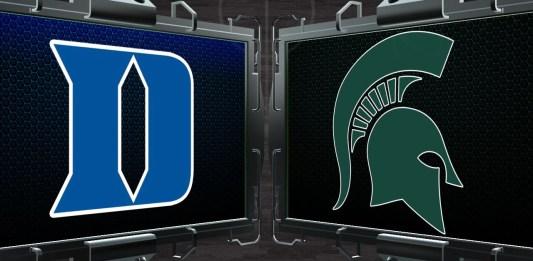 Duke Blue Devils vs. Michigan State Spartans