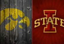 Iowa Hawkeyes vs. Iowa State Cyclones