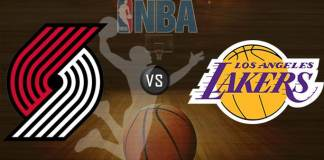 Los Angeles Lakers at Portland Trail Blazers