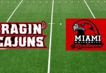 Louisiana Rajin' Cajuns vs Miami (OH) RedHawks - LendingTree Bowl