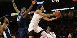 Maryland Terrapins at Penn State Nittany Lions