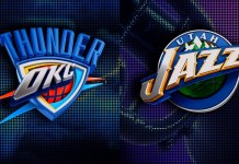 Oklahoma City Thunder vs. Utah Jazz