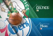 Philadelphia 76ers at Boston Celtics
