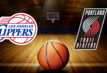 Portland Trail Blazers at Los Angeles Clippers