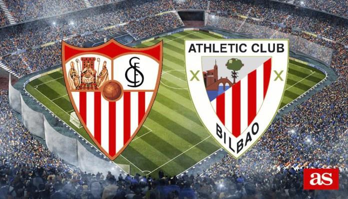 Sevilla vs Athletic Bilbao - La Liga