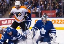 Toronto Maple Leafs vs. Philadelphia Flyers